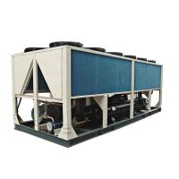 Wholesale R134a Air Cooled Screw Chiller Units For Industrial Cooling and Air Conditioning from china suppliers