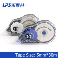 Quality Blue Colored Correction Tape for sale