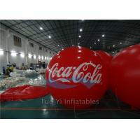 Wholesale Light Weight Air - Sealed Fly Helium Balloons Brand Drink Promotional Spheres from china suppliers