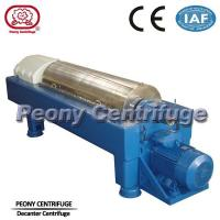 Wholesale Two Phase Wastewater Treatment Plant Equipment, Continuous Centrifuge from china suppliers