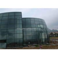 Wholesale Bathroom Euro Grey Float Tempered Glass Sheets Fire Resistant Shockproof from china suppliers