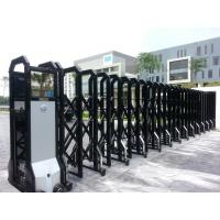 Buy cheap Powder Coated Automatic Retractable Gate IP 44 Smart For College from wholesalers
