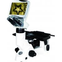 Quality Digital LCD Inverted Metallurgical Microscope with 4 Infinite Plan Achromatic Objective for sale
