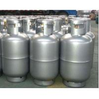 Wholesale 6KG  14.4L Capacity Compressed LPG Gas Cylinder Optional Low pressure from china suppliers