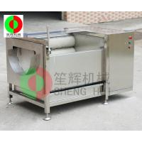 Wholesale Shenghui automatic dasheen washing peeling machine QX-608 from china suppliers