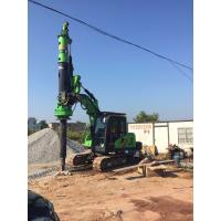 Wholesale TYSIM KR40A Hydraulic Rotary Piling Rig for Drilling Pile Holes Max Depth 12m from china suppliers