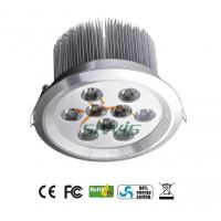 Wholesale Cree 8w Led Recessed Downlights 800lm 85v - 265v For Cabinet , Aluminum Shell from china suppliers