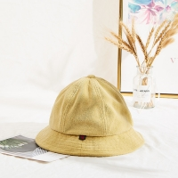 Wholesale 2020 Wholesale Women Furry Angora Rabbit Fur Bucket Hats Leopard Pattern Fluffy Plush Hairy Bucket Caps Winter Hats from china suppliers