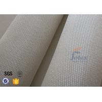 Wholesale 17.7oz 600gsm 1000℃ Fiberglass High Silica Fabric For Fire Welding Blanket from china suppliers