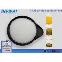 China Flocculant Specification Cationic Polyacrylamide PAM Polymer sludge thickening and dewater on sale