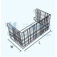 Wholesale OEM Metal Display Racks Ball Wire Net Basket for Supermarket Product Display from china suppliers