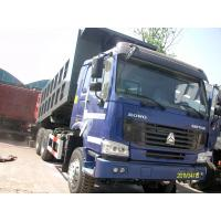 Wholesale China HOWO 371hp tipper 25 tons mining dump truck in lower fuel consumption from china suppliers