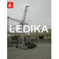 Wholesale ISO Line Array Speaker Hanging Truss System 8 Meter Height 1.1 Ton Max Loading from china suppliers