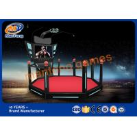 Wholesale Good Performance Flight World Simulator , Virtual Reality Running Platform from china suppliers