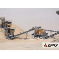 Wholesale Eco - Friendly Wheel Type Stationary Stone Crushing Plant For Quarry from china suppliers