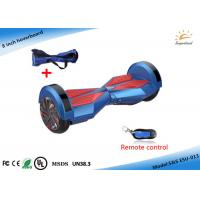 Wholesale Cool Bluetooth LED Light Hoverboard 2 Wheel Electric Smart Balance Car from china suppliers