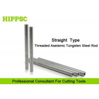 Wholesale Cutter Head Solid Carbide Rod with Tungsten Steel materials , Straight Shank Type from china suppliers