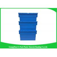 Wholesale Agriculture Plastic Storage Containers With Lids , Customized Big Plastic Storage Boxes from china suppliers