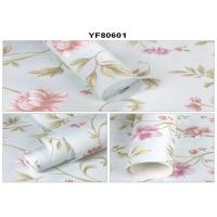 Wholesale Eco - Friendly Custom Strippable Self Adhesive Wallpaper For Sofa Background from china suppliers