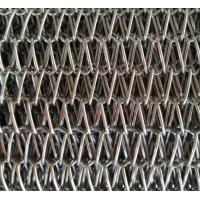 Wholesale Iron Balance Weave Spiral Wire Mesh Conveyro Belt For Oven , Food Drying , Cooking , Freezing from china suppliers