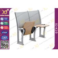 Wholesale Plywood School / College Classroom Furniture Connected Table And Chair from china suppliers