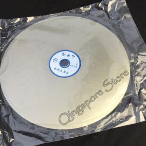 Quality E-plating Sharpening Ultra-thin Diamond Flat Lap Disc Diamond Disc for sale
