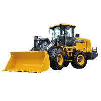 Wholesale 4 Wheel Drives LW300FV Earthmoving Machinery compact wheel loader Safe Driving Space from china suppliers