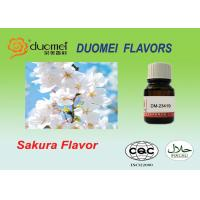 Wholesale Liquid Soft Drink Flavours Bright Fruity Sakura Flavor For Drinking from china suppliers