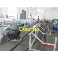 Wholesale 160mm HDPE Pipe Extrusion Machine For Water Pipe / Single Screw Extruder Machine from china suppliers