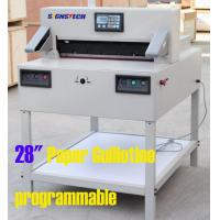 Wholesale 7250PX Paper Guillotine from china suppliers