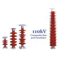 Wholesale 110 kV Polymer Line Post Type Insulator Safety For Power Substations from china suppliers