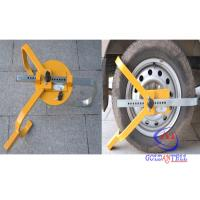 Wholesale Nice Security A3 steel Car Wheel Clamp anti rust Custom logo from china suppliers