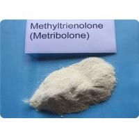 Wholesale White to Light Yellow Crystalline  Methyltrienolone Synthetic Anabolic Steroid Hormones  CAS 965-93-5 Healthy Tren Drug from china suppliers