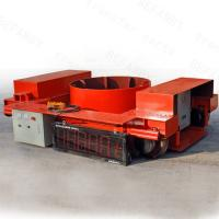 Quality Metallurgy Industry Rail Cart  Ladle Transfer Wagon electric remote control for sale