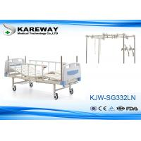 Wholesale Traction Orthopedics Adjustable Height Bed , Electric Single Bed With Split Knee Board from china suppliers