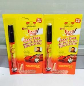 Wholesale New Car Coat Scratch Remover Pen Repair Applicator Fix It Pro Simoniz Clear Pens from china suppliers