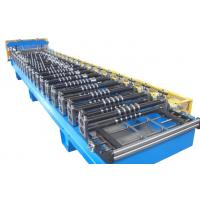 Wholesale 18Stations/0.3-0.8mm/9.5Kw Glazed Corrugated And Metal Roof Roll Forming Machine from china suppliers
