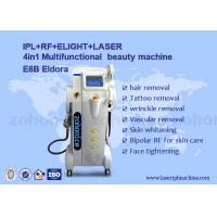 Wholesale Multifunctional laser tattoo removal / hair removal / skin rejuvention machine from china suppliers