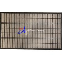 Wholesale Kemtron28 Stainless Steel Composite Shaker Screen For Solid Control Equipment from china suppliers