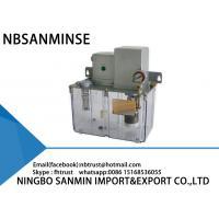 Wholesale DR Auto Grease Pump Lubrication System High Performance NBSANMINSE Sanmin from china suppliers