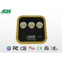 Quality Commercial UL Driver Lighting 150W Outdoor LED Flood Lights For Sport Field Tennis Court Gym for sale