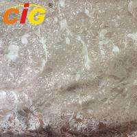 Wholesale Abrasion Resistant PVC Artificial Leather For Sofa / Car / Shoe / Handbag Decoration from china suppliers