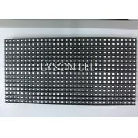 Quality 15625 Dots / m2 Flight Cabinet Stage LED Screen , outdoor led panel Full Color for sale