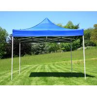 Wholesale UV Protection Pop Up Folding Canopy Tent For Garden , market / Quik Shade Instant Canopy from china suppliers