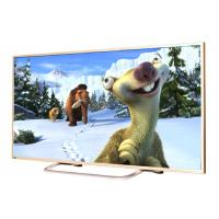 "Wholesale Modern Golden Case 55"" Wide Screen Full HD LED TV , 3840 x 2160 Resolution from china suppliers"