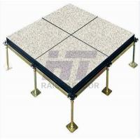 Wholesale Building Antistatic Woodcore Raised Floor HPL Finish 600mm x 600mm from china suppliers