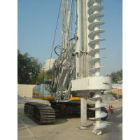 Wholesale Durable CFA Equipment For Directional Drilling Equipment TR250W Rated Power 18 kw from china suppliers