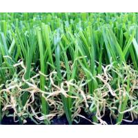 Wholesale Field / Olive Green Playground Artificial Turf False Grass Lawns Anti-UV from china suppliers