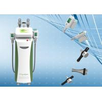 Wholesale Vacuum Cryolipolysis Coolsculpting Machine Multi Cooling With 10.4'' Touch Color Screen from china suppliers