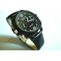 Wholesale Hidden 720p Waterproof HD Watch Spy Camera With Full HD IR Night Vision CEE - 03B from china suppliers